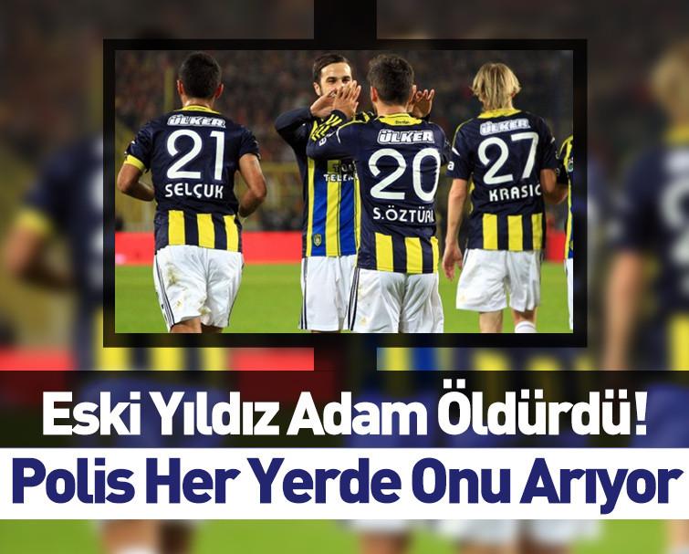 Beşiktaş'ın ve Fenerbahçe'nin Eski Futbolcusu Sezer Öztürk Trafikte Dehşet Saçtı!