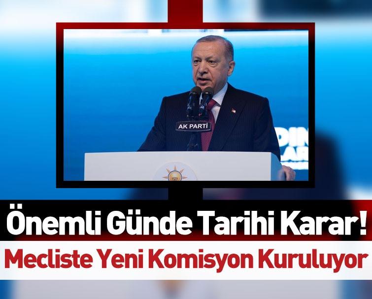 Cumhurbaşkanı Erdoğan: AK Kadınlar Benim Arkadaşımdır!