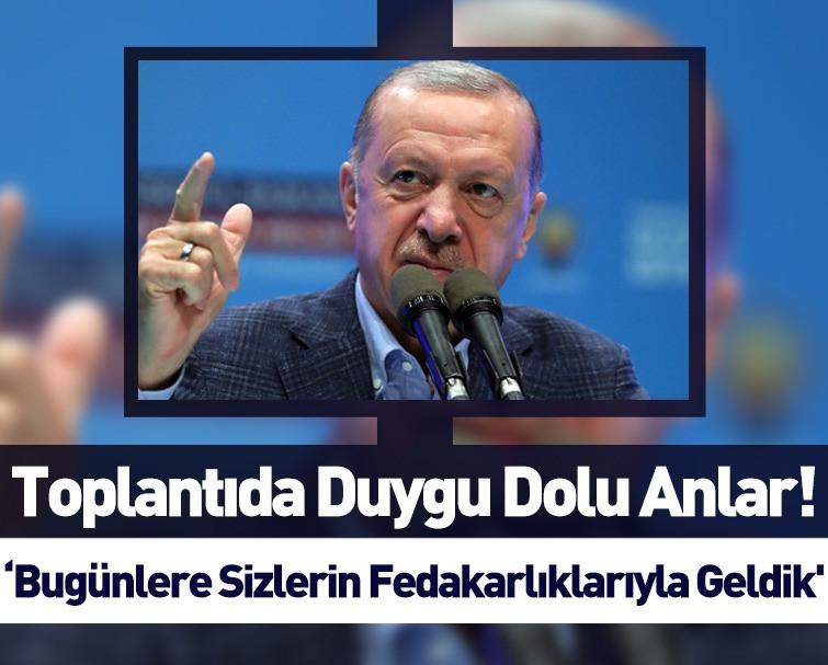 Cumhurbaşkanı Erdoğan AK Parti Eskişehir Genişletilmiş İl Danışma Toplantısında Konuştu!