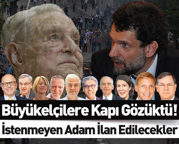 Cumhurbaşkanı Erdoğan'dan Sert Açıklama! 10 Büyükelçi İstenmeyen Adam İlan Edilecek