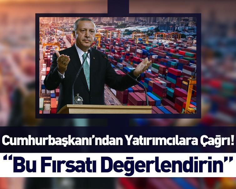 Cumhurbaşkanı Recep Tayyip Erdoğan'dan Bölgesel Finans Konferansı'nda Büyüme Açıklaması!