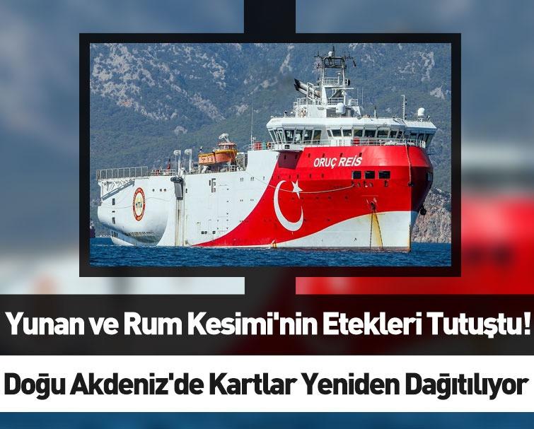 Doğu Akdeniz'de Dengeler Tekrar Kuruluyor!
