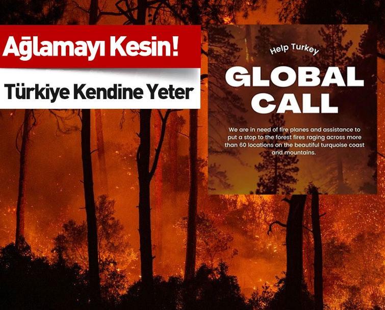 İletişim Başkanı HelpTurkey Provokasyonuna Tepki Gösterdi: Türkiye'miz Güçlüdür Tuzağa Düşmeyin