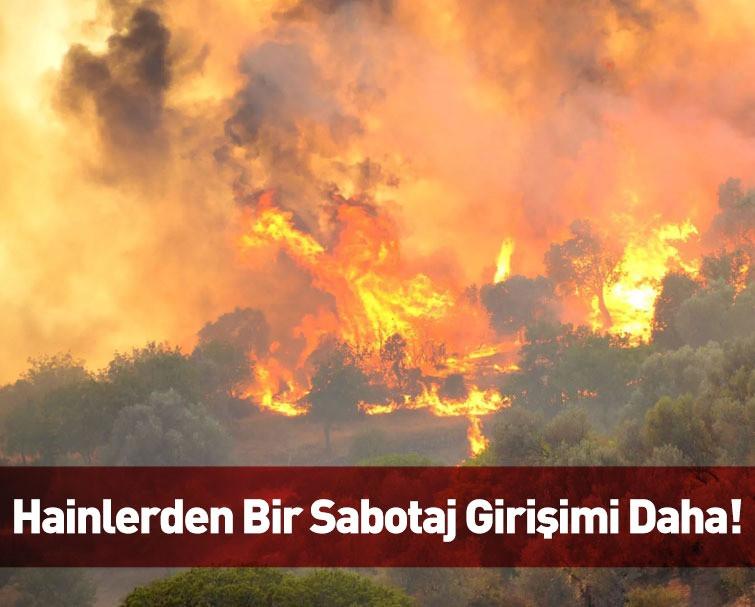 İzmir'de Kışlaya Sabotaj Girişimi!