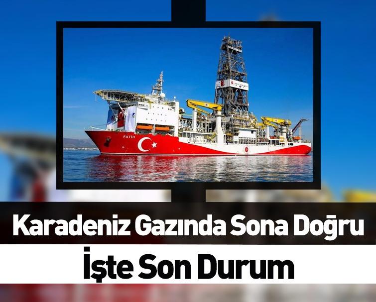 Karadeniz Gazını Taşıyacak Borular İçin Üretime Başlandığını Enerji ve Tabii Kaynaklar Bakanlığı Duyurdu