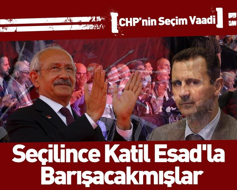 Kılıçdaroğlu: Seçilirsek Suriye İle Barış Sağlayacağız!