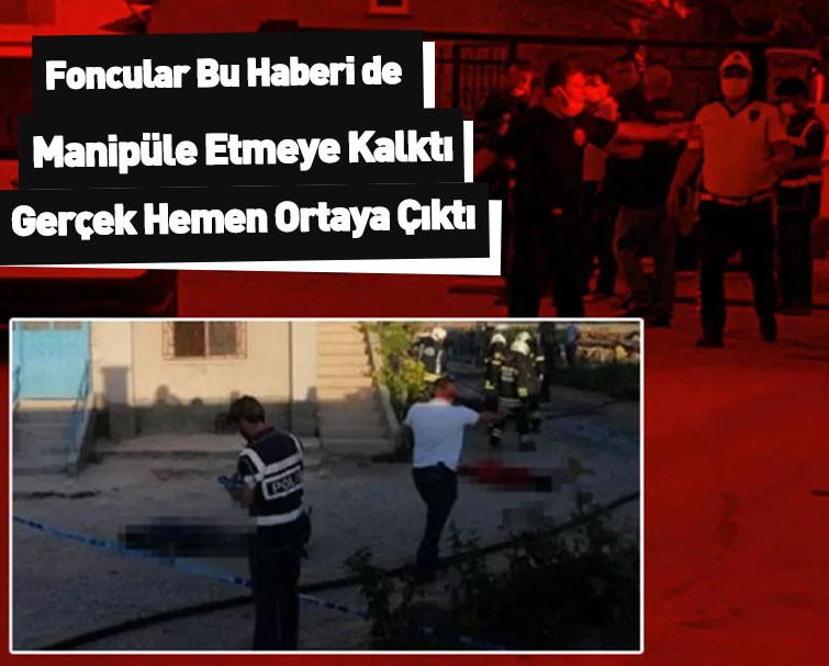 Konya'da Bir Eve Düzenlenen Silahlı Saldırıda Aynı Aileden 7 Kişi Öldürüldü!