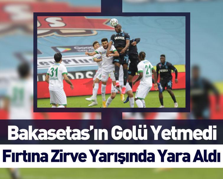 Maç Sona Erdi! Trabzonspor 1-3 Alanyaspor