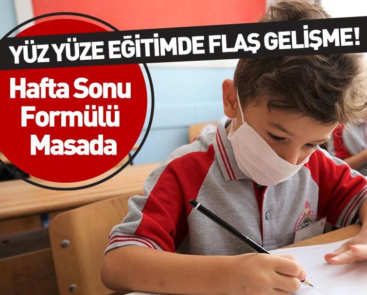 Milli Eğitim Bakanlığı'ndan Okullarda Yeni Formül: Karar İllere Bırakıldı