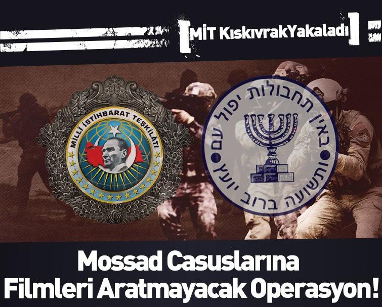 Milli İstihbarat Teşkilatı, İsrail Gizli Servisi Ajanlarını Uzun Süren Takip Sonucu Yakaladı!