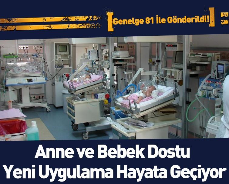 Sağlık Bakanlığı Onayladı: Hastanelerde Emzirme Destek Birimleri Kurulacak