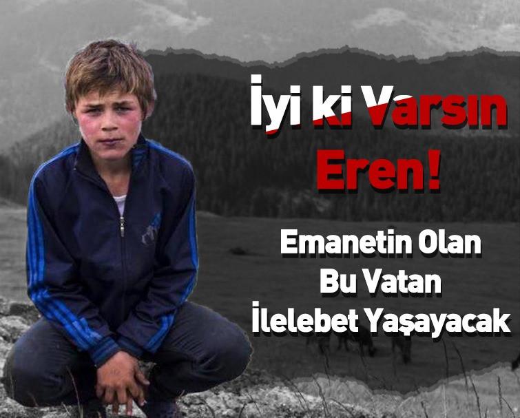 Şehit Eren Bülbül'ün, Facebook Paylaşımının Üzerinden 4 Yıl Geçti