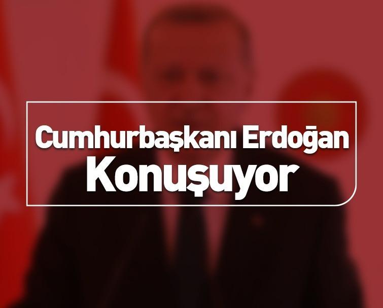 Son Dakika: Cumhurbaşkanı Erdoğan Hatay'da