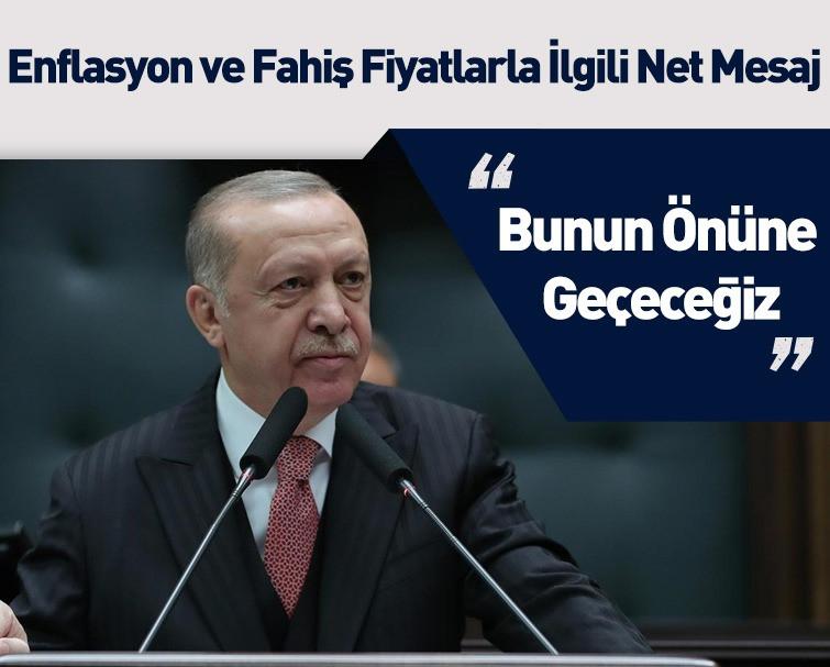 Son Dakika: Erdoğan 2021 Unesco Ahi Evran Esnaf Buluşması'nda Konuştu