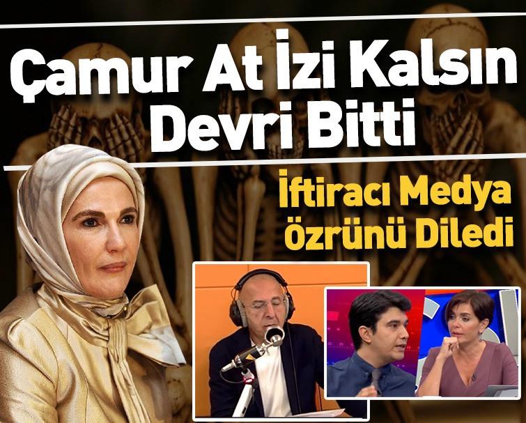 Sputnik, Atıklarla İlgili Yaptığı Haber Nedeni İle Emine Erdoğan'dan Özür Diledi!