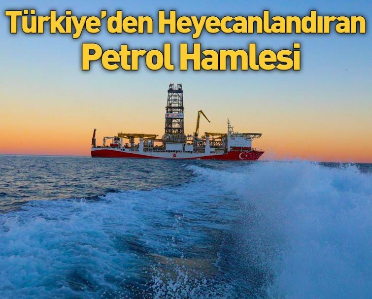 Türkiye Petrolleri Anonim Ortaklığı Petrol Keşiflerine İlişkin Müjde Verdi!