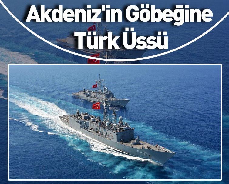 Türkiye'den Doğu Akdeniz Hamlesi! Akdeniz'in Kalbine Yerleşiyoruz!