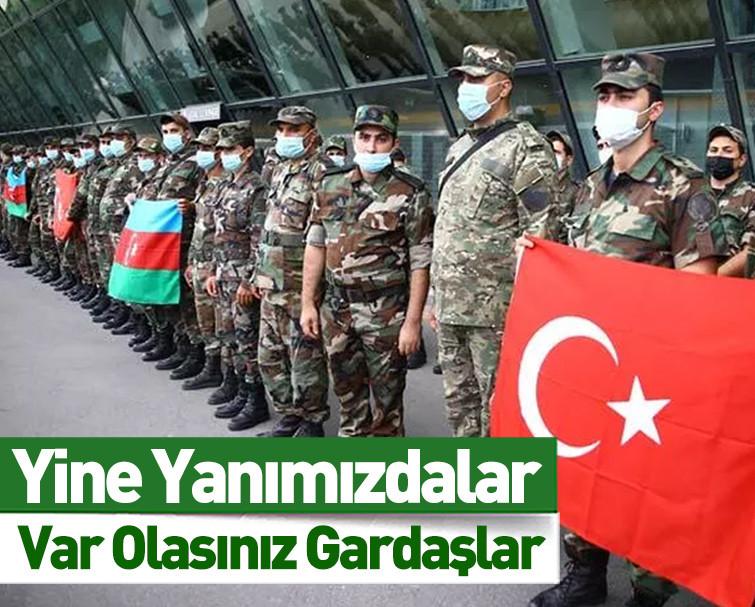 Türkiye'nin Kederi Bizim Kederimizdir Diyen Azerbaycan'dan Yangınlarla Mücadele de Destek