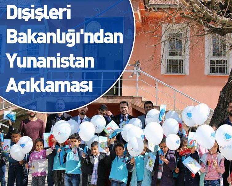 Yunanistan Eğitim Bakanlığı Batı Trakya'da 12 Türk Okulunu Daha Kapattı! Türkiye'den Tepki Gecikmedi