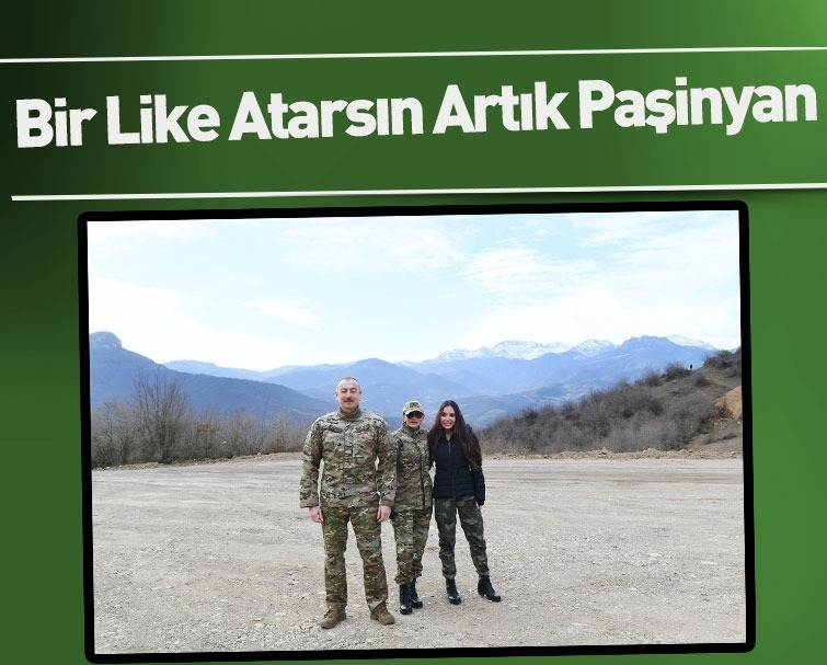 Aliyev'den Şusa'ya Ziyaret!