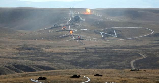 Ateş Serbest 2020 Tatbikatında 4 Yeni Silah Sistemi Kullanıldı