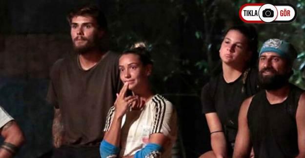 Barış Murat Yağcı ile Nisa Bölükbaşı'nın İfşasına Survivor Yarışmacıları Dalga Geçti