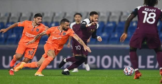 Başakşehir Evinde Kaybetti! 2-0