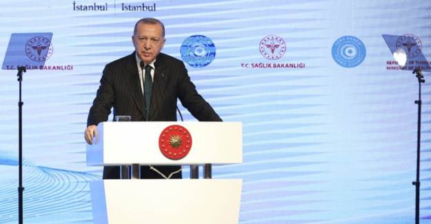 Başkan Erdoğan'dan Deprem Açıklaması