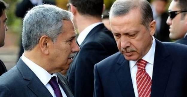Cumhurbaşkanı Erdoğan ile Arınç Arasında Geçen İstifa Konuşması