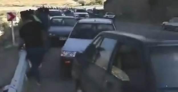 Ermeni Askerlerinin Topuklayarak Kaçışları Görüntülendi