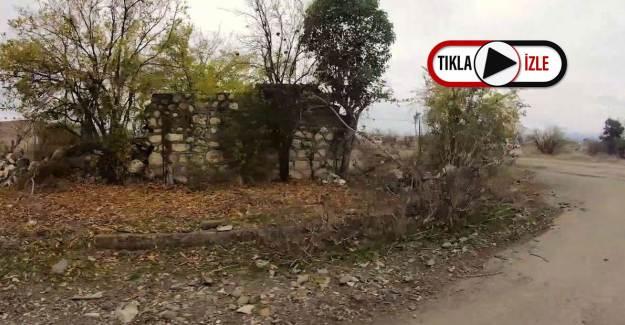 Ermeni Halkı, Ağdam Kentinden Yakıp Yıkarak Ayrıldı
