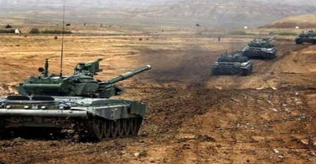 Ermenistan'a Ait 400 Askerin Bulunduğu Tabur İmha Edildi