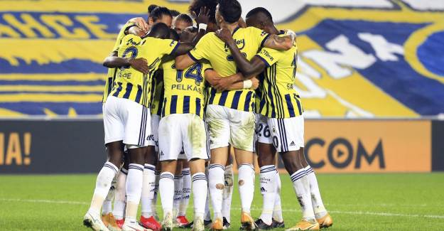Fenerbahçe, Trabzonspor'u 3-1'le Geçti