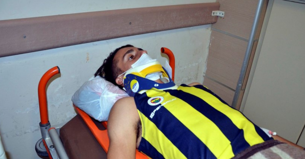 Fenerbahçeli Milli Atlet İbrahim Karateker'e Araba Çarptı
