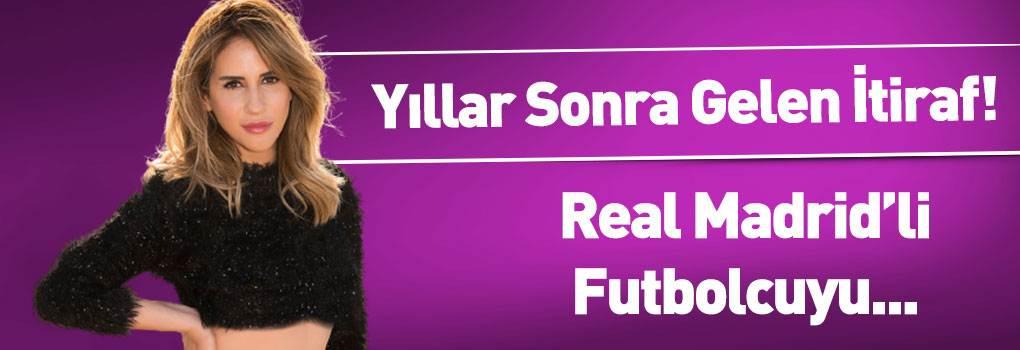 Aynur Aydın: Sergio Ramos'u Reddettim