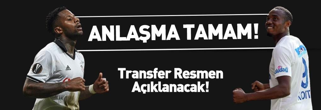 Beşiktaş Forvet Transferinde Çözümü Buldu!