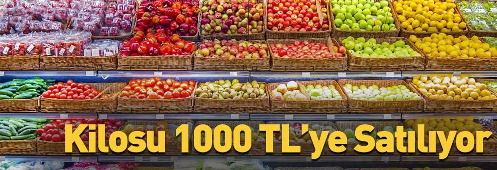 Eriğin Tanesi 20 TL, Kilosu 1000 TL'ye Satılıyor