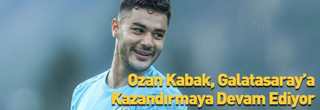Galatasaray Ozan Kabak'tan 1 Milyon Dolar Kazanıyor