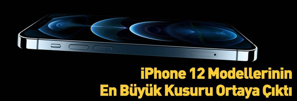 iPhone 12 Bataryası 5G'ye Bağlıyken Çok Hızlı Tükeniyor
