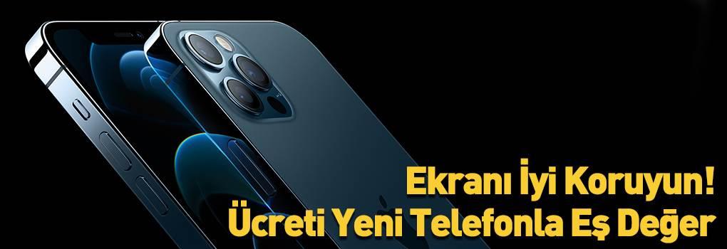 iPhone 12 Ekran Değiştirme Ücreti İle Telefon Alınabiliyor