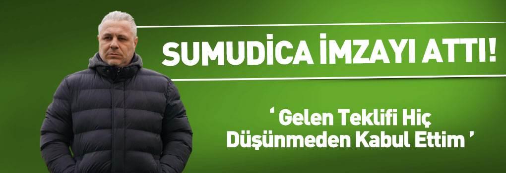 Marius Sumudica Rizespor'da!