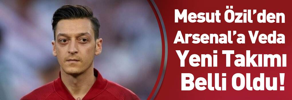 Mesut Özil MLS'e Transfer Oluyor