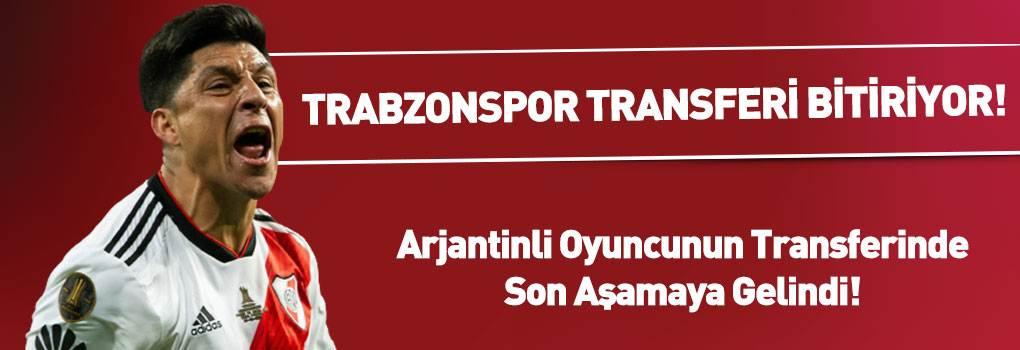 Trabzonspor Transferi Bitirmeye Çok Yakın!