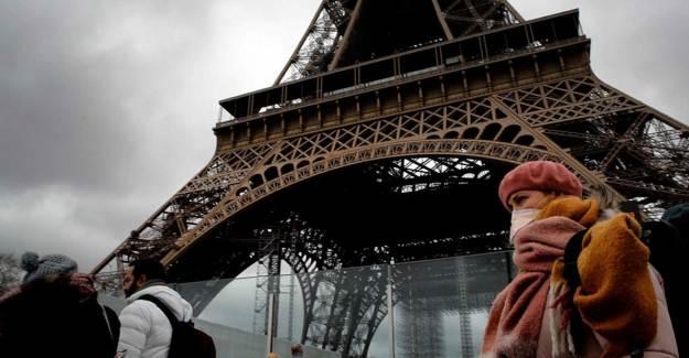 Fransa Vaka Sayılarında Yine Rekor Kırdı