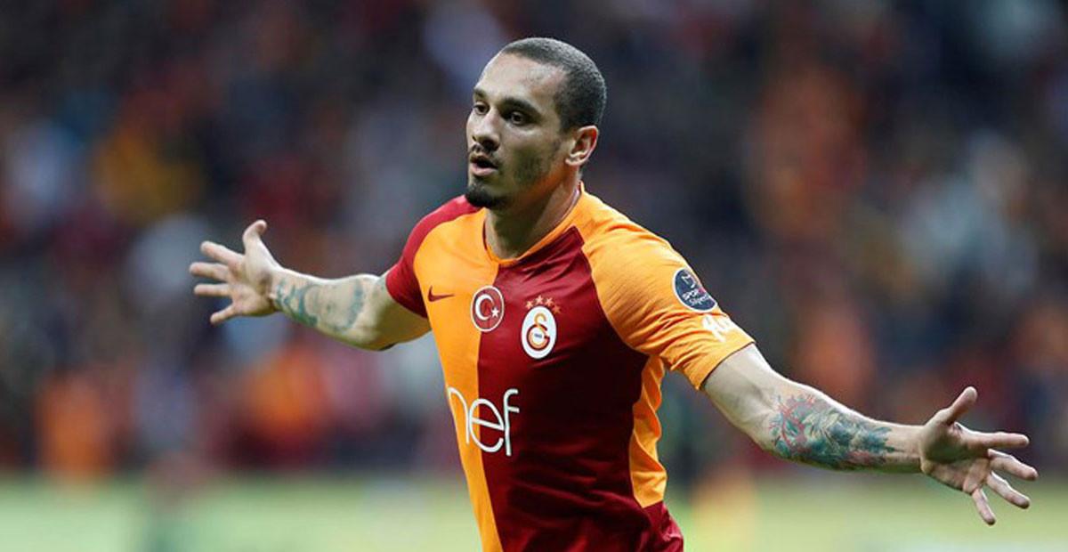 Galatasaray'a Maicon Müjesi