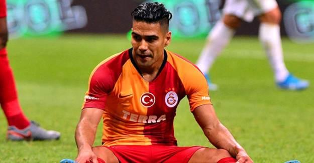 Galatasaray'da Falcao Krizi Sürüyor!