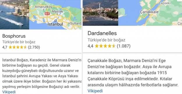 Google Türkiye'ye Karşı Psikolojik Savaş Başlattı!