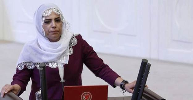 HDP'li Milletvekili Remziye Tosun'dan Diyarbakır Annelerine Hakaret!
