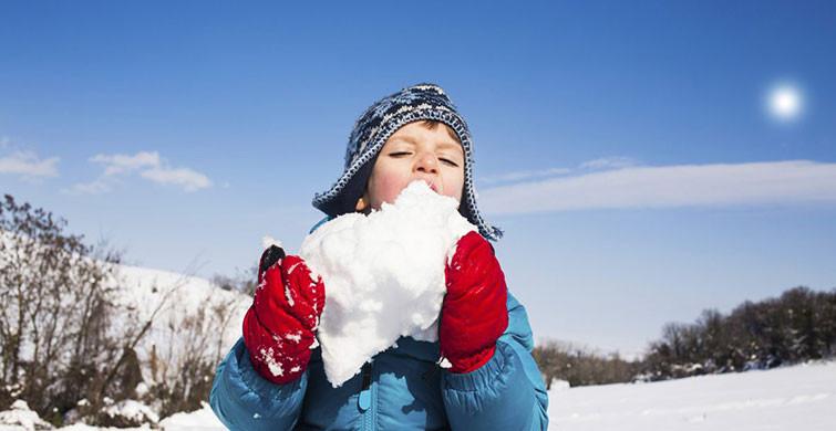 İlk Yağan Kar Neden Yenmez?