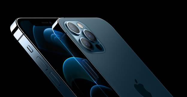 iPhone 12 ve iPhone 12 Pro Türkiye'de Ön Siparişe Açıldı